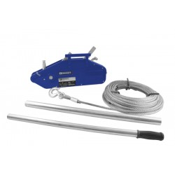 TIRFOR 1.6T C/CABLE 11mm x 20MT TOOLCRAF