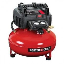 COMPRESOR 1.5HP 6 GAL 150PSI PORTERCABLE