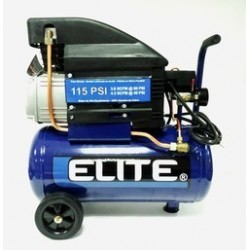 COMPRESOR 2 HP 20 LTS 115 PSI MAX ELITE