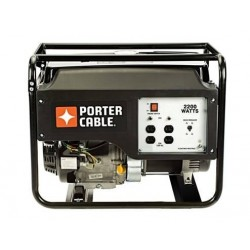GENERADOR 2200W 6.5HP GAS.PORTER CABLE