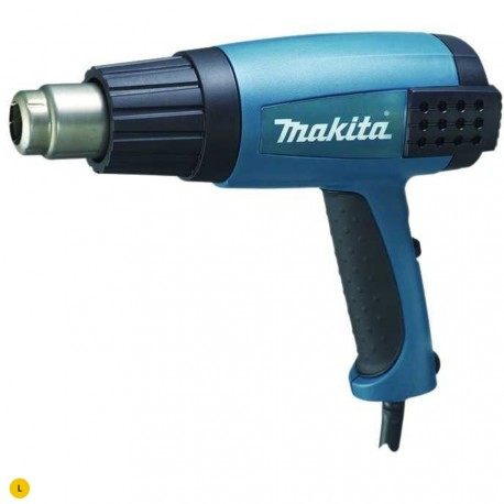 PISTOLA DE CALOR 1500W 50 600gc MAKITA