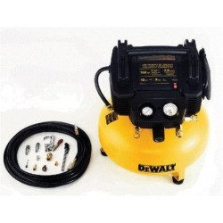 COMPRESOR 1.5HP 6 GAL 150PSI DEWALT