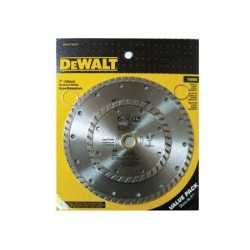 DISCO DIAMANTADO 9 +4.5 SEG DEWALT