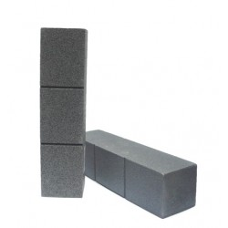 BLOQUE TRIANGULO FR 570 G016 CARBORUNDU