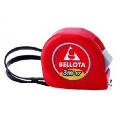 FLEXOMETRO 3MT x 1/2 BASIC BELLOTA