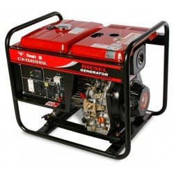 GENERADOR 3000W 110/220 VOL DIESEL WARRI
