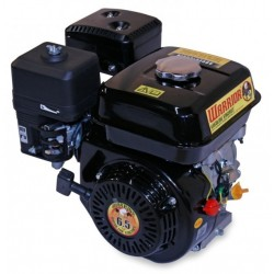 MOTOR 6.5 HP GASOLINA 1800 RPM WARRIOR