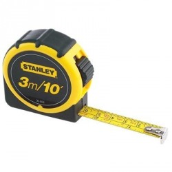 FLEXOMETRO 3MT x 1/2 GLOBAL STANLEY
