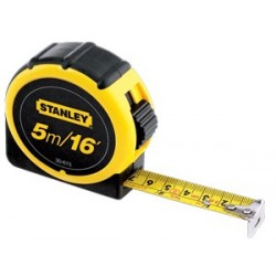 FLEXOMETRO 5MT x 3/4 GLOBAL STANLEY