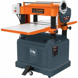 CEPILLO BANCO 20 3HP INDUSTRIAL TRUPER