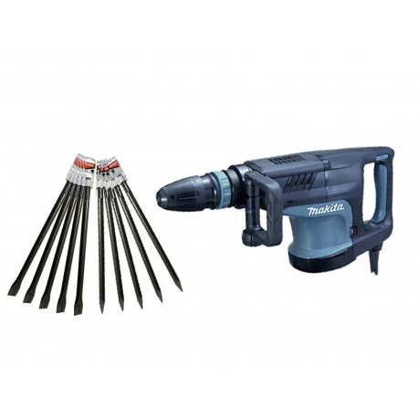 DEMOLEDOR SDS Max 1510W 23J 9.7K MAKITA