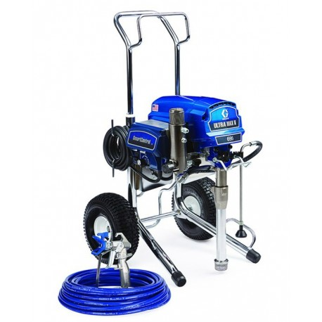 EQUIPO AIRLESS 2HP ULTRAMAX 695 STAND