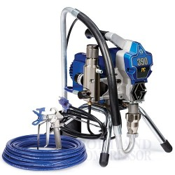 EQUIPO AIRLESS 5/8HP 390 PC STAND GRACO